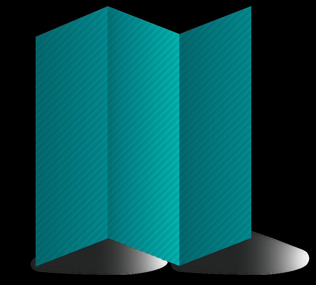 4x9 Z Fold Brochure Template
