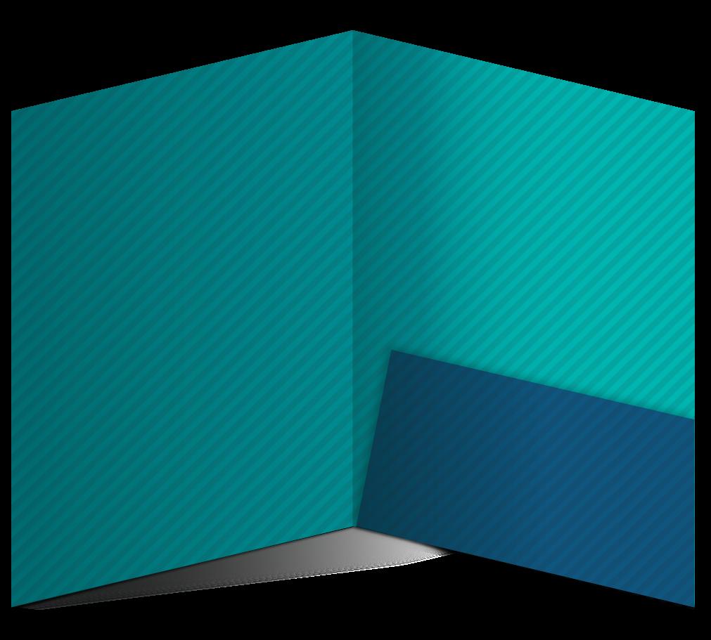9x12 One Pocket Folder Template