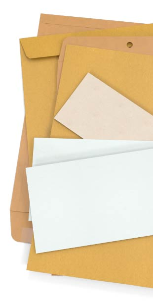 Custom Envelope Templates