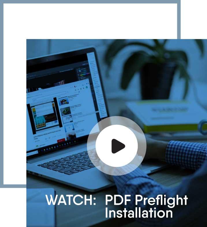 PDF Print Preflight
